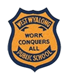 West Wyalong Public School logo
